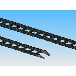 Shiploader Cable Power Track Sections